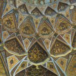 Beautiful ceilings in Iran's mosques, bazaars and public baths